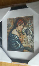 THE DANISH GIRL EXCLUSIVE  EDDIE REDMAYNE PORTRAIT LIMITED EDITION PRINT PROMO