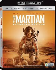 The Martian (Extended Edition)(4K Ultra HD)(UHD)(Atmos)