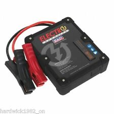 ** Sealey E/START1600 ElectroStart Battery Jump Pack Power Start 1100A 12V USB