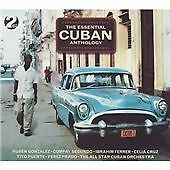 Essential Cuban Anthology - Various Artists [2 CD]