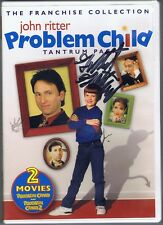 Gilbert Gottfried  Signed Autographed 'Problem Child' Tantrum Pack DVD - w/COA