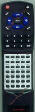 Replacement Remote for VIVITEK 5041812300, LT26PL1A, LT32PL1, LT32PL1A