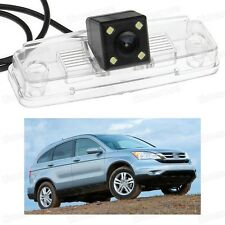 4 LED Car Rear View Camera Reverse Backup CCD for Honda CRV CR-V 2007-2011