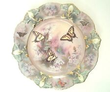 "LENA LIU ""GRACEFUL ELEGANCE""OF JEWELS OF THE GARDEN 2002 BRADFORD EXCHANGE PLATE"