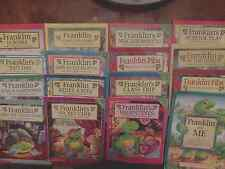 Franklin the turtle childrens books lot of 16