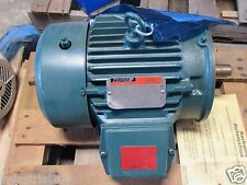 RELIANCE ELECTRIC MOTOR P18G7551A HP 5 230/460V 3505 RPM 3 PH NEW