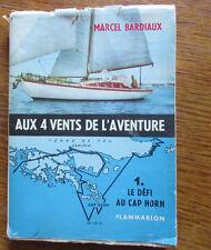 Marine voile AUX 4 VENTS DE L'AVENTURE Le défi du Cap Horn  par M. Bardiaux