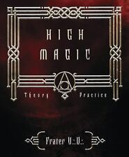 High Magic Theory and Practice by Frater U. D. (2005, Paperback)