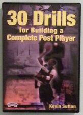 kevin sutton 30 DRILLS FOR BUILDING A COMPLETE POST PLAYER     DVD