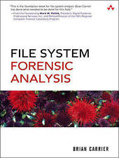 File System Forensic Analysis by Brian Carrier (Paperback, 2005)