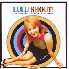 LULU - SHOUT - THE COMPLETE DECCA RECORDINGS - RPM