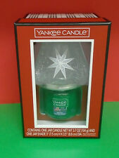 Yankee Candle ARCTIC STAR Small Jar Shade Gift Set 3.7oz Magical Frosted Forest