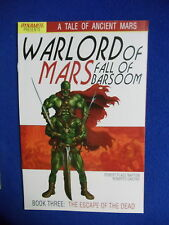 ~~ WARLORDS OF MARS ~ FALL OF BARSOOM BOOK III ~ THE ESCAPE OF THE DEAD ~ 2011~~
