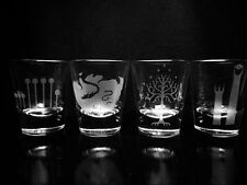 Lord of the Ring Shot Glass Set of 4