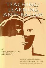 Teaching / Learning Anti-Racism: A Developmental Approach, Carol Brunson Phillip