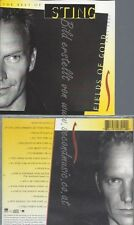 CD--STING--FIELDS OF GOLD -BEST OF -94-