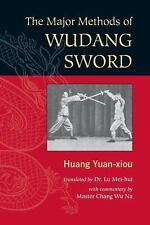 The Major Methods of Wudang Sword-ExLibrary