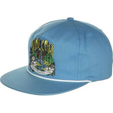 Volcom Man Soda 5 Panel Hat (False Blue)
