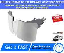New Genuine Phillips HD9240 3000 Series Air Fryer Healthy Cook White Drawer Assy