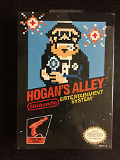 1985 Hogans Alley New Factory Sealed for Nintendo NES SNES N64 VGA PS1 PS2 PS3