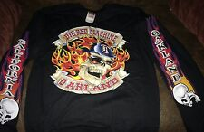 Hells Angels Oakland 81 supporter t-shirt  Small long sleeves