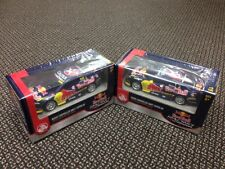 2 x Brand New HOLDEN RedBull 1:24 R/C Drift Supercar - Lowndes or Jamie Whincup