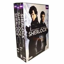 Sherlock: The Complete Series Season 1-3  DVD NEW
