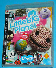 Little Big Planet - Sony Playstation 3 PS3 - PAL
