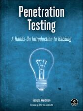 Penetration Testing: A Hands-On Introduction to Hacking (Paperbac. 9781593275648