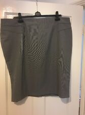 BNWT Size 24 Grey Suit Skirt from South