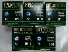 Yamaha WR250F (2003 to 2008) HifloFiltro Oil Filter (HF141) x 5 Pack
