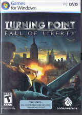 Turning Point: Fall of Liberty (PC, 2006, Codemasters) - Free USA Shipping!