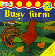 Busy Farm (Toddler Talkabouts),GOOD Book