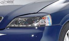 RDX Scheinwerferblenden Opel Astra G Böser Blick Blenden Spoiler