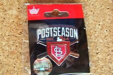 2014 St. Louis Cardinals Postseason lapel pin NL MLB post season