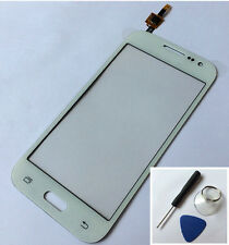Blanc Vitre Ecran Tactile Touch Screen Pour Samsung Galaxy Core Prime G360F