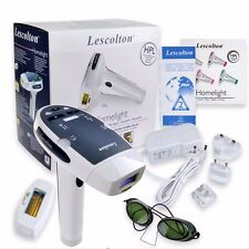 Lescolton Laser IPL Permanent Hair Removal Machine For Face and Body Home UK