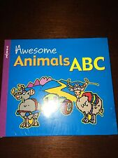 RARE Awesome Animals ABC, do-re-me&you (Audio CD, 2005, Kindermusik) EX! #H40