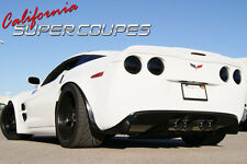 Chevrolet Corvette C6 Complete Wide Body w/ GM hardware (Base Model ONLY) By CSC
