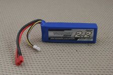 Turnigy 2200Mah 11.1V 3S 20C-30C LiPo Battery with DEANS CONNECTOR USA SHIP NEW