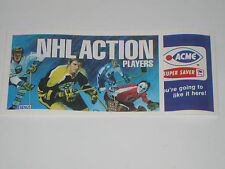 1974 -75 ACME NHL STAMPS UNOPENED ESPOSITO MIKITA DIONNE ST. MARSEILLE BERGMAN