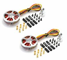 5010 750KV High Torque Brushless Motors For MultiCopter Multi-axis aircraft 2pcs