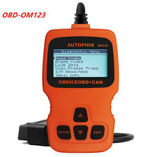 OBD2 OBDII EOBD Scanner Car Code Reader Data Tester Scaner Diagnostic OM123 New