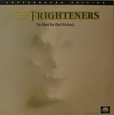 "THE FRIGHTERS - NO REST FOR THE WICKED - LASERDISC  12""  LD (O99)"