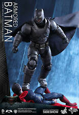 Armored Batman Hot Toys Sideshow 1/6 Sixth Scale Dawn Of Justice