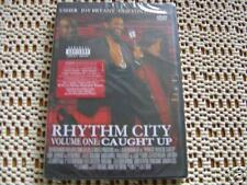 2 4 U: Rhythm City : Volume One : Caught Up : Usher  DVD & CD Sealed