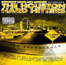 Straight From the Streets: Houston Hard Soundtrack, Explicit Lyrics Audio Casset