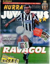 HURRA JUVENTUS=N°10 1994=NO POSTER=NO FRANCOBOLLI=CSKA SOFIA