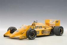 1987 LOTUS 99T F1 MONACO GRAND PRIX WINNER ARTON SENNA #12 1:18 by AUTOart 88727