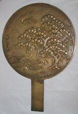 Antique Japanese Bronze  Mirror